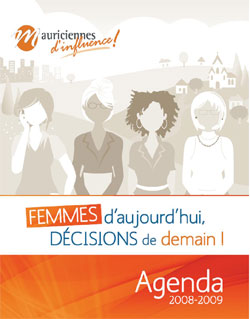 Agenda-Guide des candidates aux élections municipales de 2009