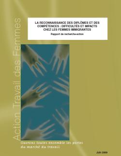 La reconnaissance des diplômes et des compétences : difficultés et impacts chez les femmes immigrantes