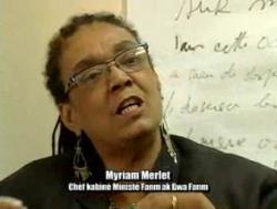 Myriam Merlet