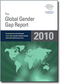 Global Gender Gap Report 2010