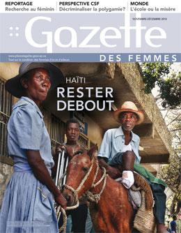 Gazette des femmes nov-déc 2010