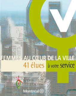 Femmes au cœur de la ville, 41 élues à votre service