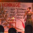 Commémoration du séisme à la Télévision Nationale d'Haïti