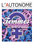 L'Autonome, vol. 5 no 3