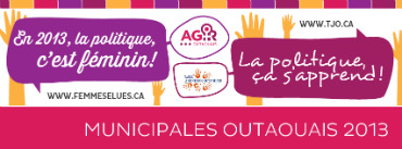 Municipales Outaouais 2013