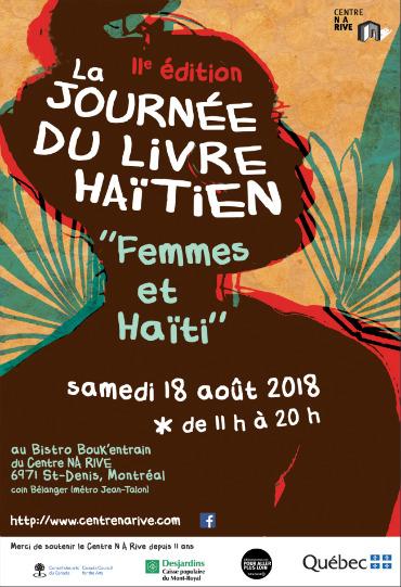 11e édition de la Journée du livre haïtien