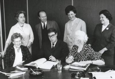 Commission royale d'enquête sur la situation de la femme au Canada